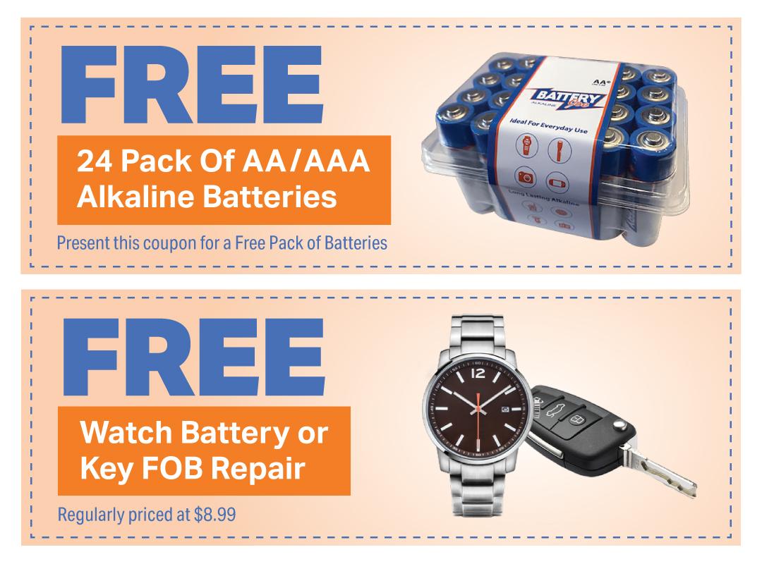 Battery-Joe coupons
