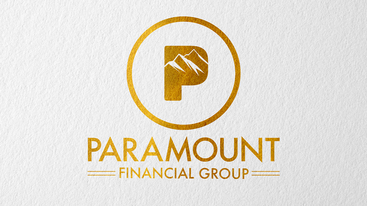 Paramount Financial Group Branding Flint Avenue Marketing
