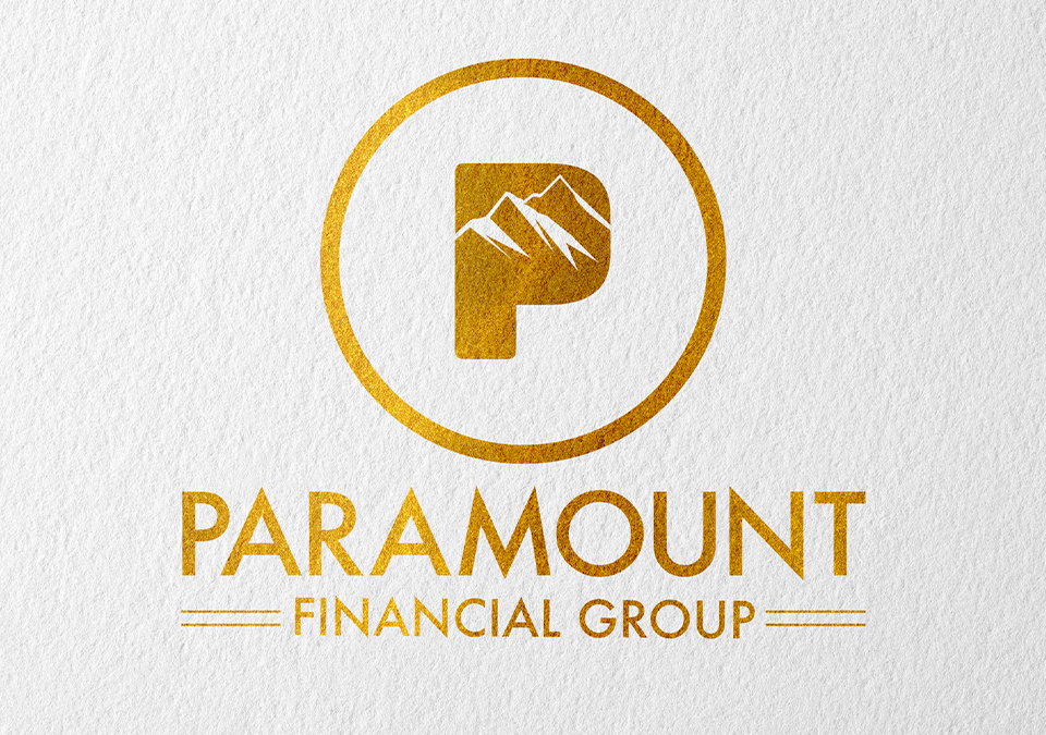 Paramount Financial Group Branding Flint Avenue Marketing