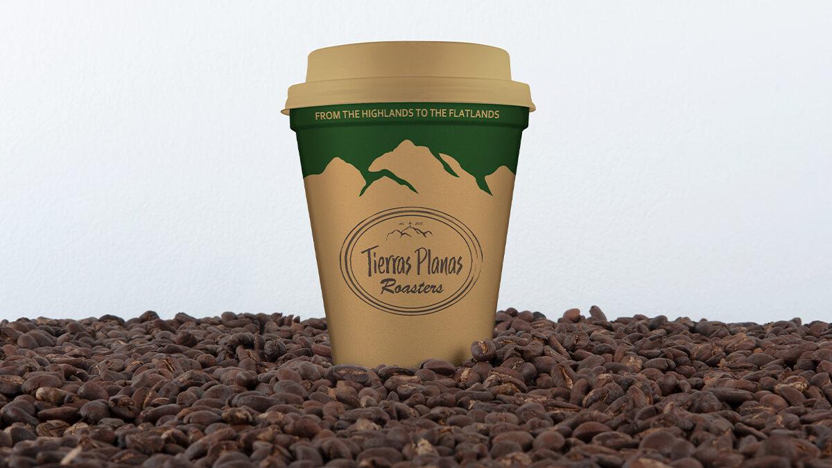 TPR Coffee Branding