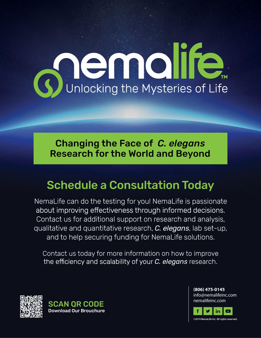 nemalife flye design FAM
