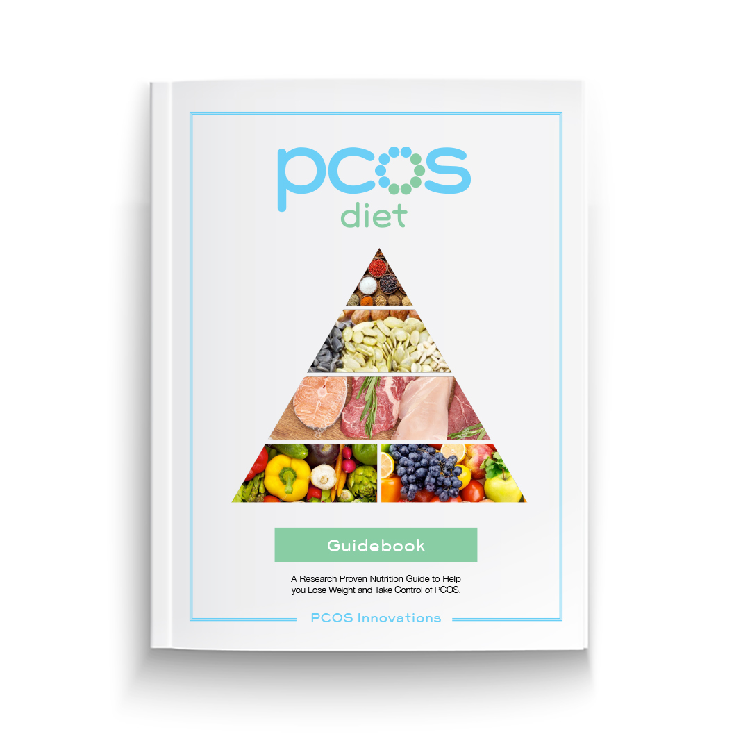 PCOS diet Book Cover