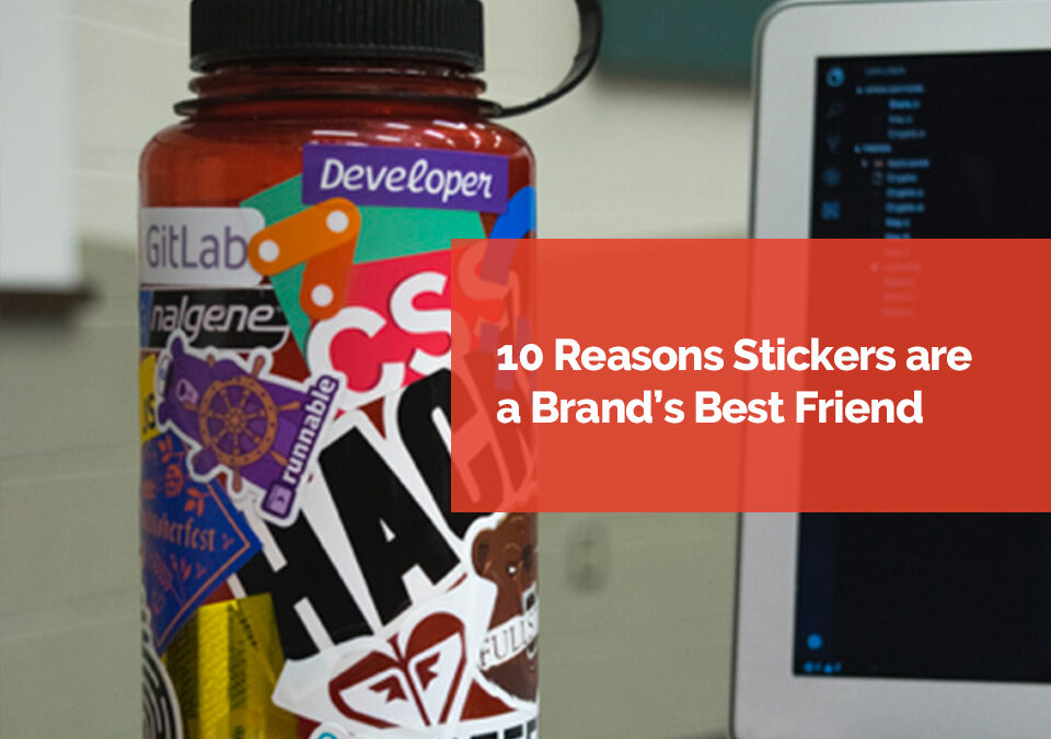 10 reasons stickers