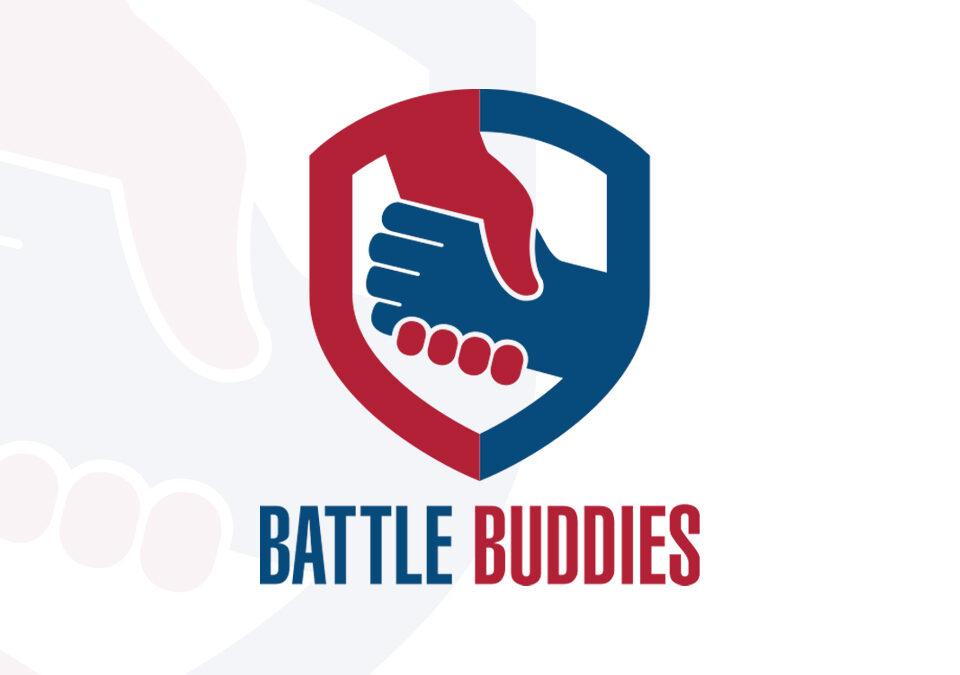 Battle Buddies Logo Design