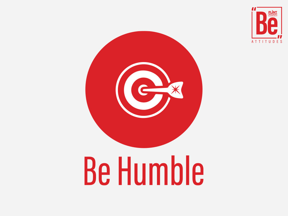 Be Attitudes Be Humble Icon