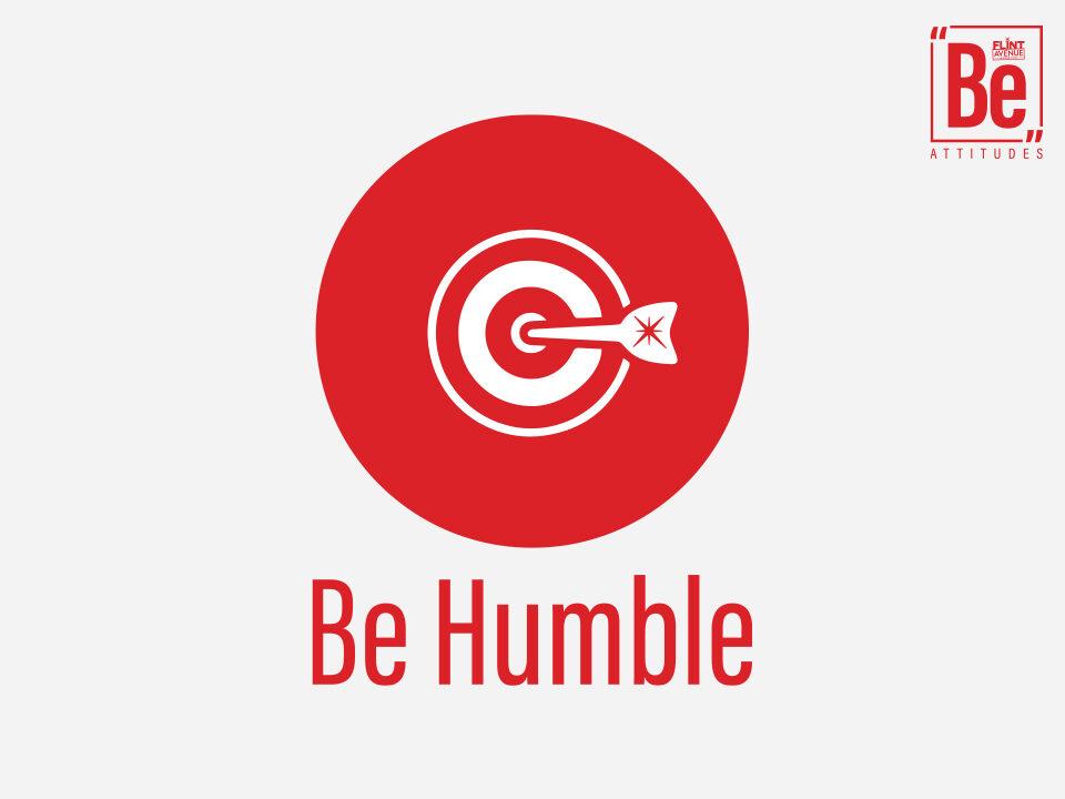 Be Attitudes Be Humble Icon