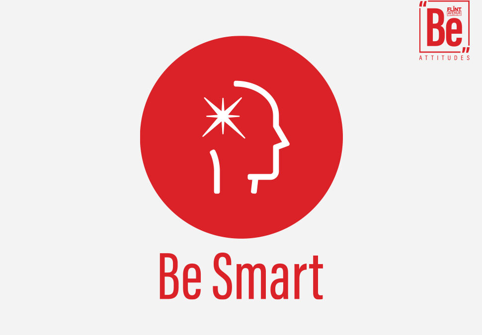 Be Attitudes Be Smart Icon