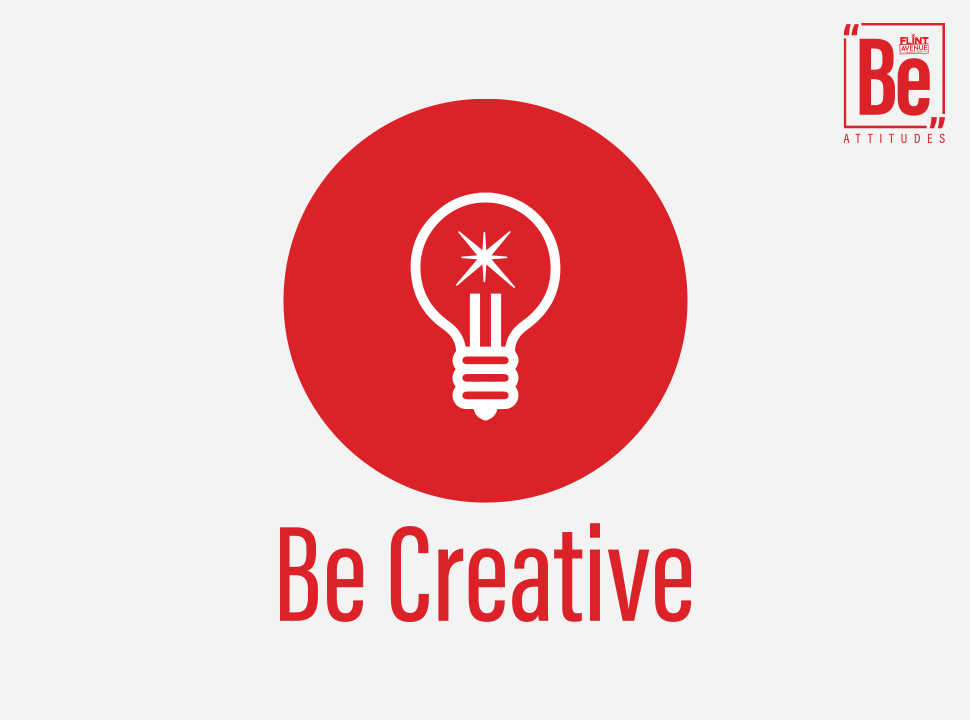 Be Attitudes Be Creative Icon