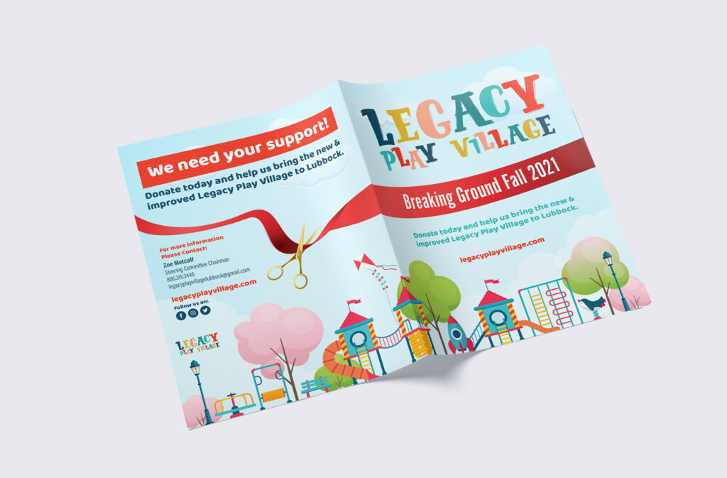 Legacy Play Village Brochure