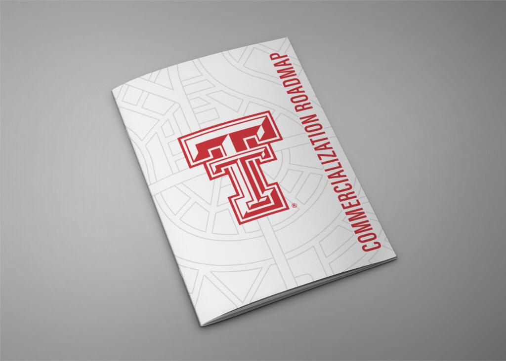 TTU Commercialization Roadmap Cover Design