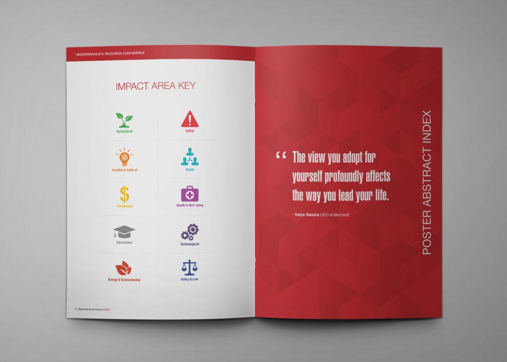 TTU Innovation Hub Booklet Design