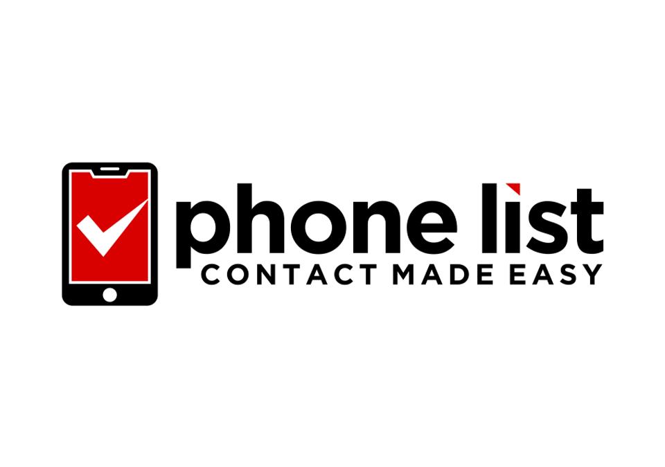 phone list